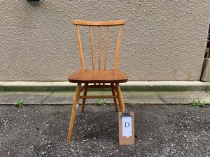 Ercol Stick Back Chair 【D】/ アーコール スティックバック チェア / 1904-0042d