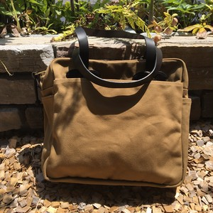 "FILSON ""TOTE BAG with ZIPPER"""