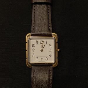 """YSL """"Square Face"""" Vintage Watch"""