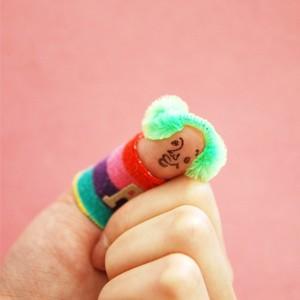 Thumbs up! Stamp:アンドリュー