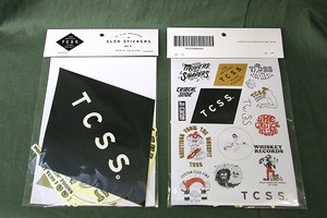 TCSS Sticker Pack vo5