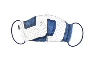 【夏用デザイナーズマスク 吸水速乾COOLMAX使用 日本製】SPORTS MIX MASK CTMR 0820114