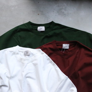 EVCON / WIDE S/S T-SHIRT