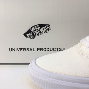 VANS × UNIVERSAL PRODUCTS AUTHENTIC
