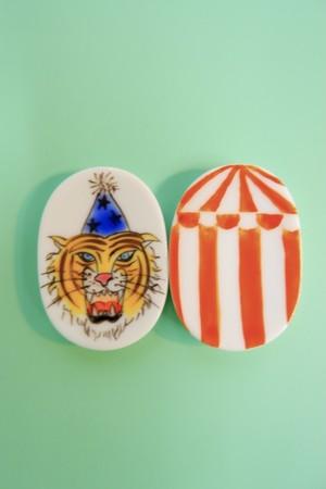 【追加】tiger circus / hasioki set