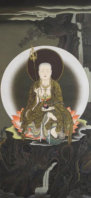 地蔵菩薩 B