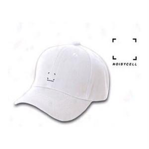 Focus Logo Cap WHITE