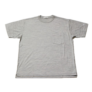 WOOL-BOX-Tshirt gray