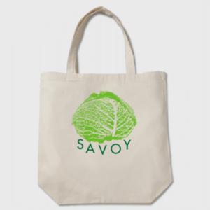 SAVOY(サボイ・キャベツ)1  トートバッグ ベージュ
