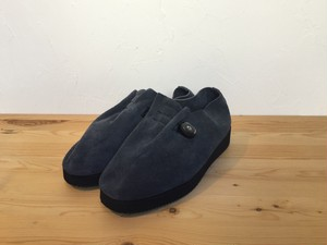 "ptarmigan""Moc-Suede Bluegray"""