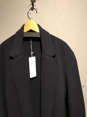 RELAX WOOL COAT(LAMOND)
