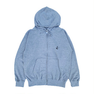 RWCHE ONE DUDE ZIP HOODIE -Grey-