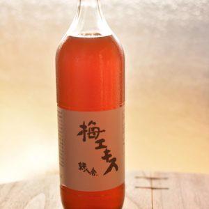フルーティーな梅のおいしさを凝縮 梅エキス 700ml【耕人舎】