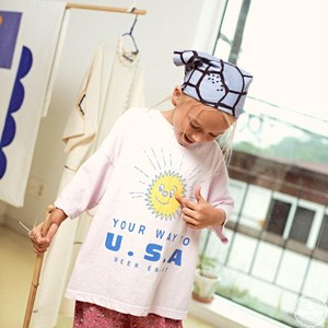 «sold out»«ジュニアサイズあり» USA T shirts USATシャツ