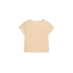 【3-4Y LAST1】organic zoo(オーガニックズー) / Pebble Terry Oversized  T-shirt