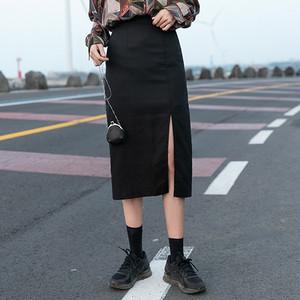 サイドスリットタイトスカート RD4526