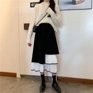 【お取り寄せ商品♡】ランダムデザインプリーツスカート day131