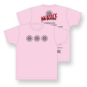 POP OFFツアー Tシャツ(ピンク)