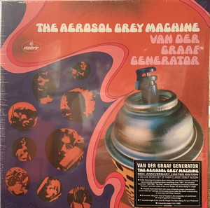 【LP】VAN DER GRAAF GENERATOR?/The Aerosol Grey Machine 50th Anniversary Edition