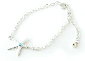 ブレスレット Starfish チェーン