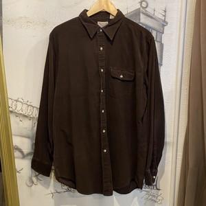 Sears corduroy shirt