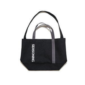 BIG TOTE BAG - BLACK