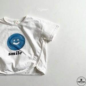 «予約» digreen smile T-shirt スマイルTシャツ