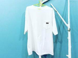 Big シルエットTシャツ (ホワイト)