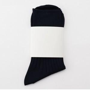 niuhans /  Egyptian Cotton Socks[DARK NAVY]