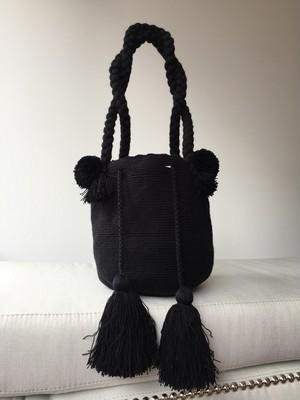 ワユーバッグ(Wayuu Bag) トートバッグ Lサイズ