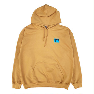 "DISK ""STAYGOLD"" Hoodie -OldGold-"