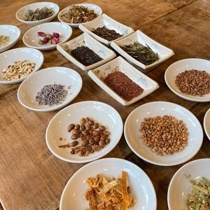 【ワークショップ#MYCHA】カラダよろこぶ自分だけのオーダーメイド茶作り※所要時間60分