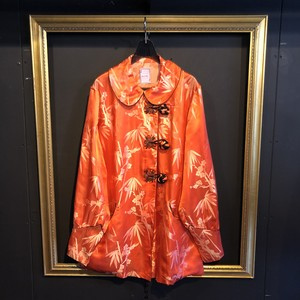 vermilion china design  jacket [B1680]
