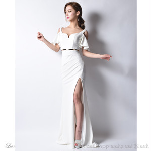 (9号) 2色展開 ロングドレス ¥26,784-(税込) キャバドレス ドレス パーティー  イルマ IRMA 85146