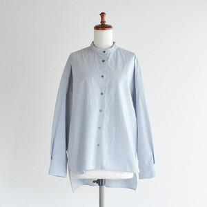 HEAVENLY(ヘブンリー) 762210 タイプライター バンドカラー ワイドシャツ
