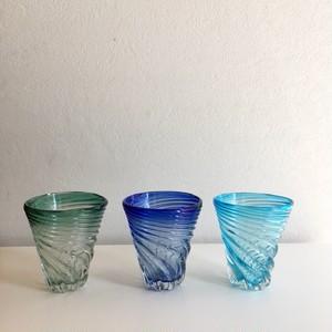 琉球ガラス ガラス工房清天 モールグラス
