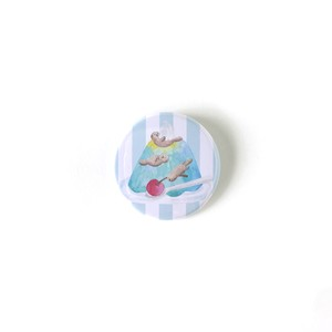 ゼリーの海 缶バッヂ【小】