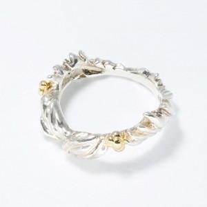 ホリデーリース ring (silver)