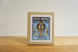 COFFEE DRIP BAG [ パプアニューギニア BLEND ]