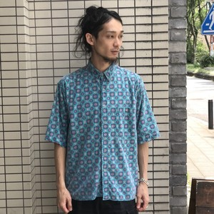 USED PATTERN S/S SHIRTS