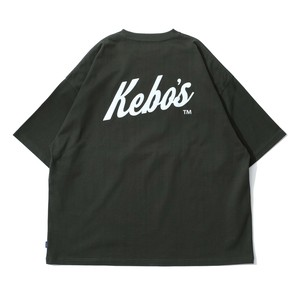 SNL S/S TEE 【FOREST GREEN】
