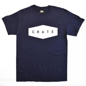 Crate Basic T-Shirt - Navy