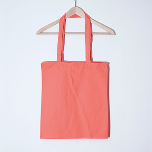 Long Handle Tote (Salmon)