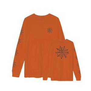 HARD LUCK - ROY L/S TEE (Orange)