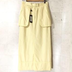JOHN BARTLETT ロングタイトスカート