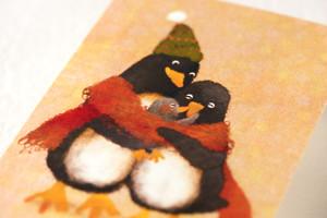 ペンギンポストカード[あったか冬せっと]