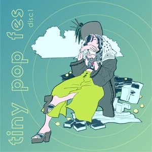 【CD-R】tiny pop fes disc 1
