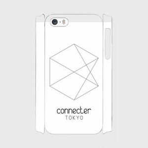 Connecter Tokyo iPhone case