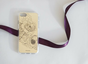 iPhone Case MONO/ 芍薬
