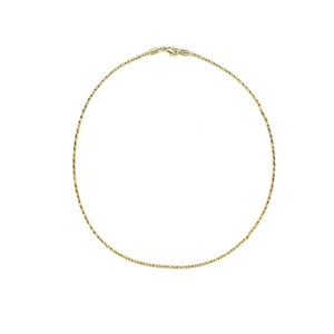 【GF1-3】16inch gold filled chain necklace